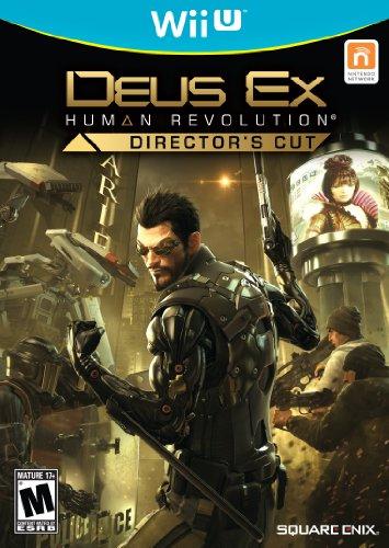 Deus Ex: Human Revolution Director's Cut Cover Art