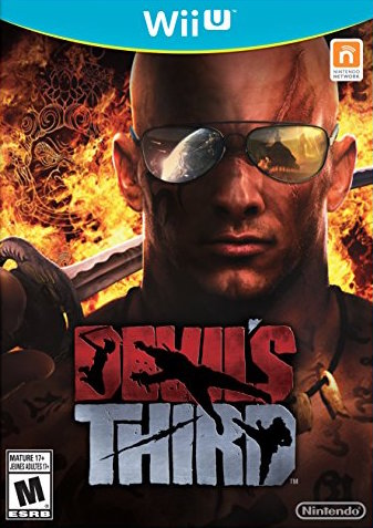 Devil's Third Cover Art