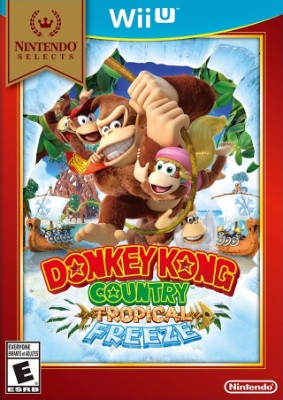 Donkey Kong Country: Tropical Freeze [Nintendo Selects]