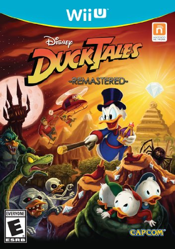 DuckTales Remastered Cover Art