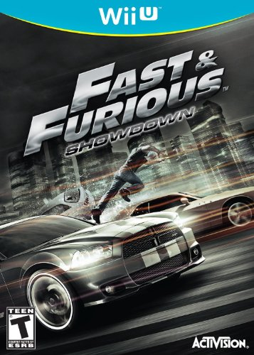 Fast & Furious: Showdown Cover Art
