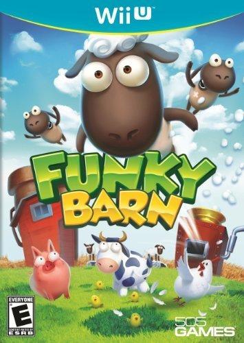 Funky Barn Cover Art