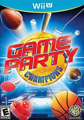 Game Party Champions Cover Art