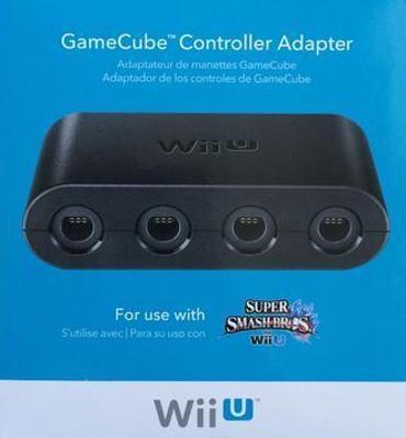 Nintendo GameCube Controller Adapter Cover Art