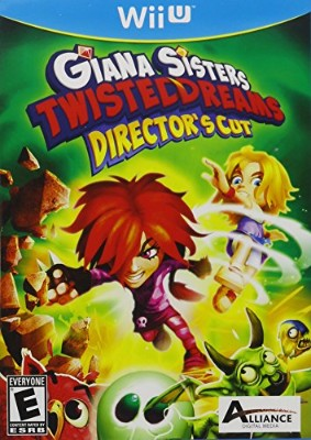 Giana Sisters Twisted Dreams: Director's Cut Cover Art