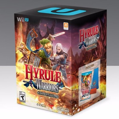 Hyrule Warriors [Limited Edition] Cover Art
