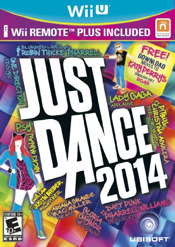 Just Dance 2014 [Wii Remote Bundle] Cover Art