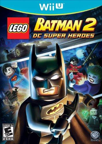 LEGO Batman 2 Cover Art