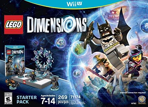 LEGO Dimensions Starter Pack Cover Art
