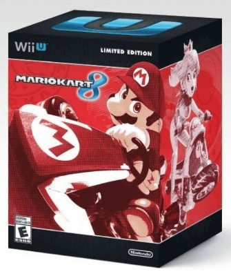 Mario Kart 8 [Limited Edition] Cover Art