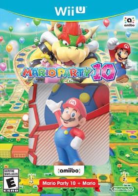 Mario Party 10 [Amiibo Bundle] Cover Art
