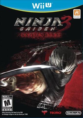 Ninja Gaiden 3 Razor S Edge Value Price Wii U