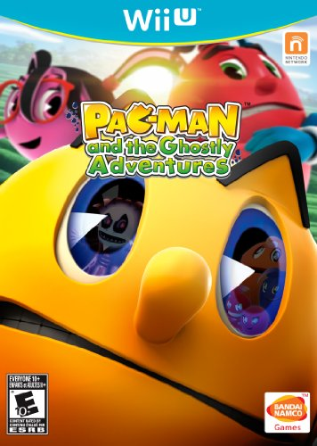 Pac-Man and the Ghostly Adventures Cover Art
