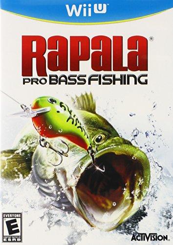 Rapala Pro Bass Fishing Cover Art