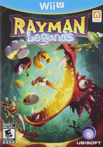 Rayman Legends Cover Art