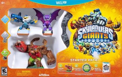 Skylanders Giants [Starter Pack] Cover Art