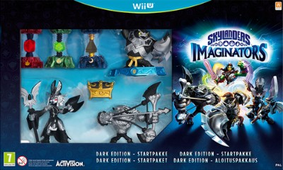 Skylanders Imaginators [Starter Pack] [Dark Edition] Cover Art