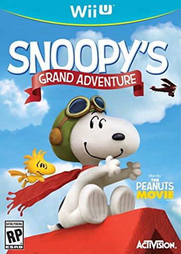 Snoopy's Grand Adventure Cover Art