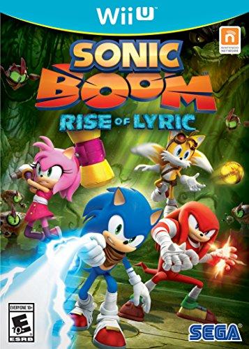Sonic Boom: Rise of Lyric Cover Art