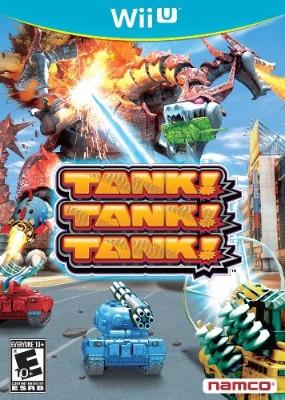 Tank! Tank! Tank! Cover Art