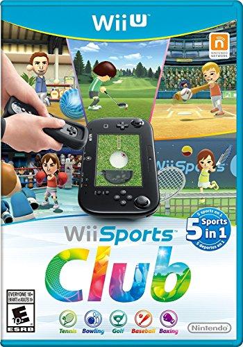Wii Sports Club Cover Art