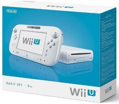 Wii U White 8GB [Basic Set] Cover Art