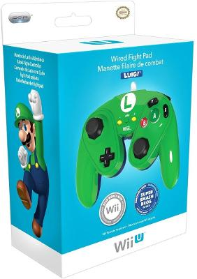 Wired Fight Pad [Luigi] Cover Art