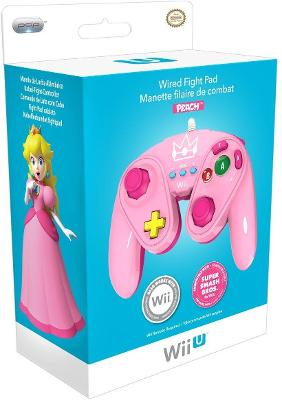 Wired Fight Pad [Peach] Cover Art