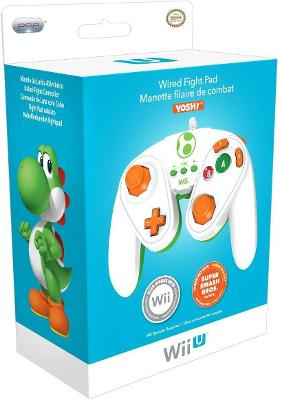 Wired Fight Pad [Yoshi] Cover Art