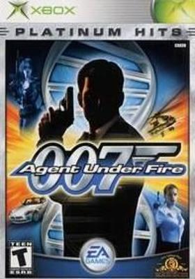 007: Agent Under Fire [Platinum Hits] Cover Art