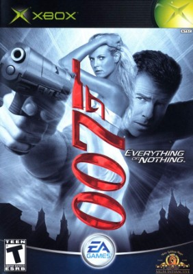 007: Everything or Nothing Cover Art