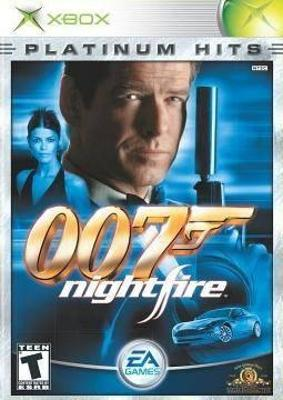 007: Nightfire [Platinum Hits] Cover Art
