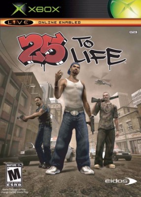 25 to Life Cover Art