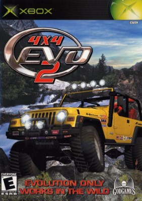 4x4 EVO 2 Cover Art