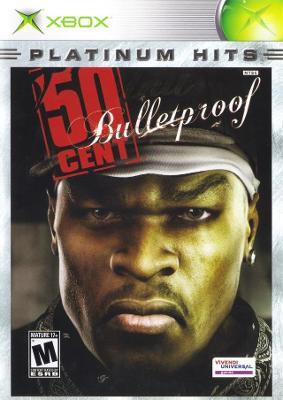 50 Cent: Bulletproof [Platinum Hits]