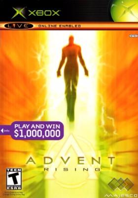 Advent Rising Cover Art
