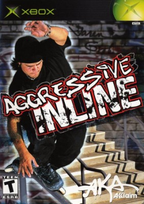 Aggressive Inline Cover Art