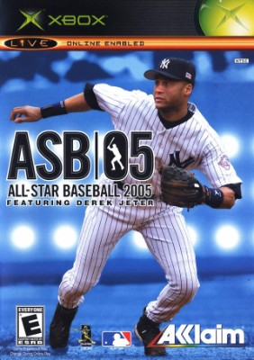 All-Star Baseball 2005 Cover Art
