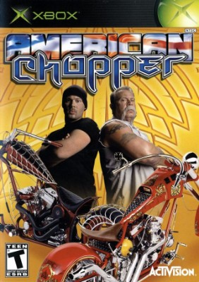 American Chopper Cover Art