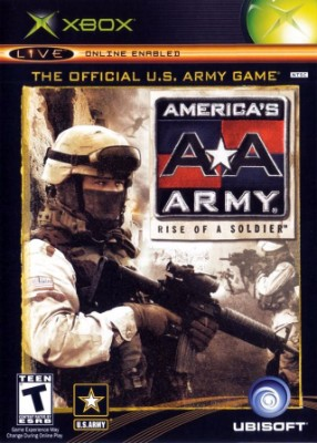 America's Army: Rise of a Soldier Cover Art