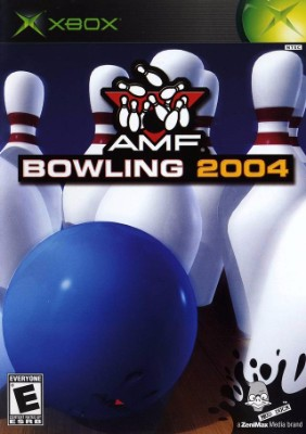 AMF Bowling 2004 Cover Art