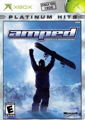 Amped: Freestyle Snowboarding [Platinum Hits] Cover Art