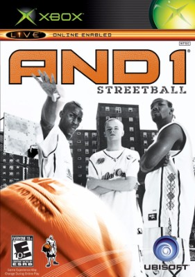 And 1: Streetball Cover Art