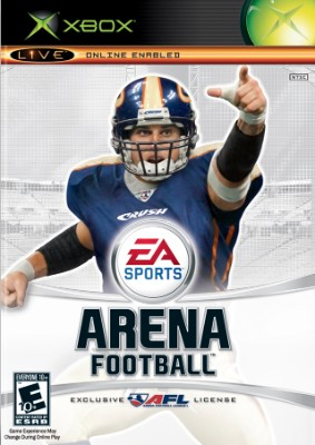Arena Football Cover Art