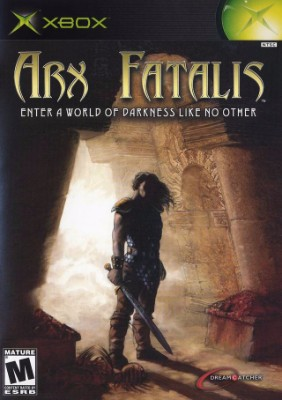 Arx Fatalis Cover Art