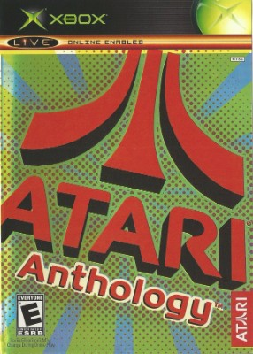 Atari Anthology Cover Art