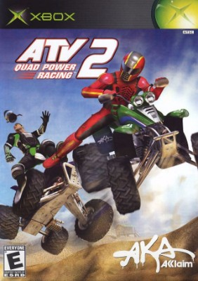 ATV Quad Power Racing 2 Cover Art