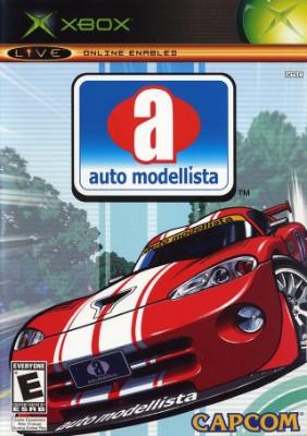 Auto Modellista Cover Art
