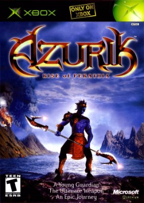 Azurik: Rise of Perathia Cover Art