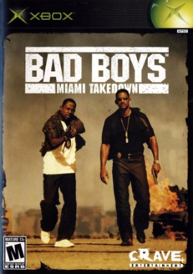 Bad Boys Miami Takedown Cover Art